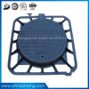 Ductile Iron Round Double Seal Manhole Covers for Metal Drain Cover