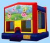 Stocked Inflatable Bouncer, Customized Services Accepted, OEM Orders Welcomed