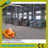 Small Scale Fried Frozen Wavy Potato Chips Production Line