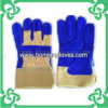 Industrial Leather Hand Gloves / Leather Gloves