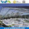 30X30m Transparent Charity Conference Tent for Sale