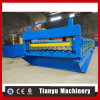 High Rib Roofing Panel Roll Forming Machine Glazed Steel Tile Machine