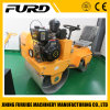 Ride on Double Drum Diesel Engine Vibratory Roller