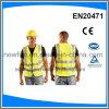 High Reflective Tape Safety Vest Meet Ce En 20471 Standard