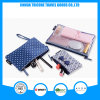 2016 Best Sale Good Quality Cosmetic Bag Set Dots Printed