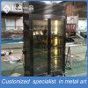 S/S 304# Black Titanium Non-Fingerprint Wine Cellar with Compressor