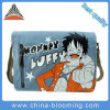 Men Boys Cartoon Canvas Sports iPad School Shoulder Messenger Bag