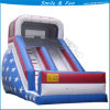 American Flag Factory Direct Sale Inflatable Water Slide PVC Water Slider