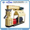 Skj300 300-500kg/H Wood Sawdust Pellet Press with Flat Die