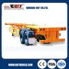 Obt Brand Double Axles Light Body Heavy Duty 40 FT Skeleton Trailer