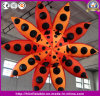 Colorful Lighting Party Decorations Giant Inflatable Flower