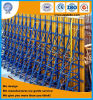High Efficient Single-Side Formwork for Retaining Wall