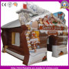 Best Sale Christmas Inflatable Santa Castle Outdoor for Christmas Decoration