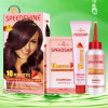 10 Minutes Speedshine Colorful Hair Mahogany 4.66/60ml*2+10ml