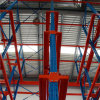 Drive in Steel Rack with Pallet Rail