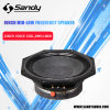 8 Inch Professional Audio Loudspeaker for Two Way System