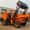 3 Ton Self-Loading 4X4 Hydraulic Mini Dumper
