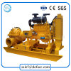 Horizontal Diesel Split Case (Casing) Pump, Double Suction Pump