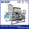 Large Capacity Belt Filter Press Machine, Medical Automatic Sludge Dehydrator