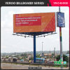 Outdoor Advertising Street Steel Billboard