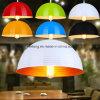 Restaurant Decorative Aluminium Hanging Pendant Lamp in Hot Sale
