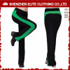 Wholesale Workout Clothng Black Green Yoga Pants 2017 (ELTLI-67)