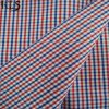 100% Cotton Poplin Woven Yarn Dyed Fabric for Shirts/Dress Rls60-12po