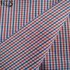 100% Cotton Poplin Woven Yarn Dyed Fabric for Shirts/Dress Rls60-12po