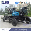 Super Quality! Hf-42A Mining Core Drilling Rigs, Geological Drilling Rig