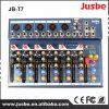 OEM DJ 7 Channel Stereo Digital Karaoke Sound Mixer