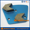 Trapezoid Concrete Floor Diamond Grinding Shoe
