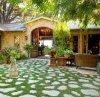 Keep The Garden Green of Artificial Turf