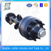 13t Capacity English Type York Design Square Rear Axle