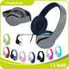 Gray Colorful Customized Logo Perfect Sound Effect Music Headphone