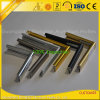 Colorful Aluminum Frame for Decoration with Aluminium Extrusions