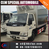 Factory Sales Aluminum Alloy Medical Garbage Collection Truck Insulated Van