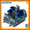 Low Noise Compressor Unit for Marine