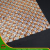 New Design Heat Transfer Adhesive Crystal Resin Rhinestone Mesh (HS17-10)