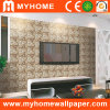 PVC Vinyl Wall Covering for TV Background Living Room