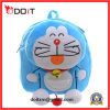 Blue Plush Kids Children Cartoon School Backpack Bag