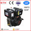 Diesel Engine 1500/1800rpm 5HP, 7HP, 10HP