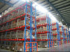 China Double Deep Stainless Steel Storage Warehouse Pallet Rack