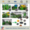 500~1ton/Hour Waste/Used Tire Recycling Machine, Tire Recycling Machine