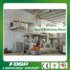 CE Quality Ring Die Pellet Production Line for Wood