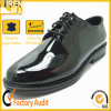 Genuine Leather Black Breathable Office Shoes