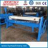WH06-2.5X2040 manual steel pan box folding forming bending machine