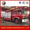 6000L Water Tanker 2000 Foam Tanker Fire Fight Truck