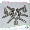 Galvanized Hex Washer Head Self Drilling SMS Screw in Carbon Steel
