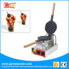Non-Stick Coating Egg Waffle Maker/Catering Equipment Egg Waffle Machine