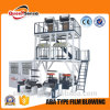 ABA Co-Extrusion Film Making Machine T Shirt Bag Film Extruder